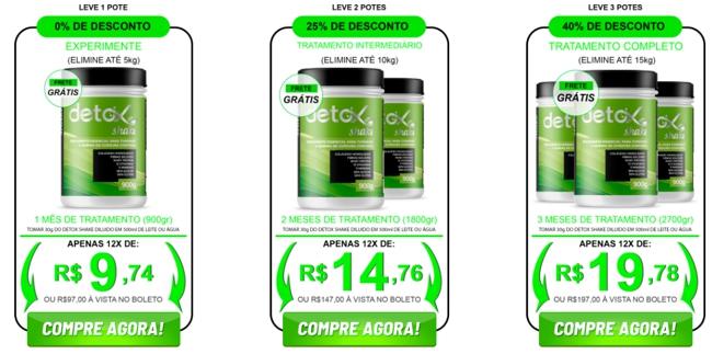 detox-shake-preco Detox Shake - Funciona? Como Tomar, Comprar