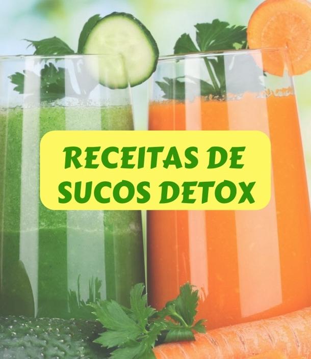 receitas-de-sucos-detox Receitas de Sucos DETOX