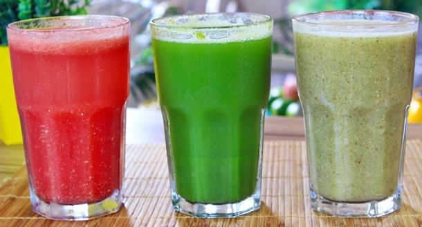 sucos-dieta-detox Qual o melhor Detox para Emagrecer?